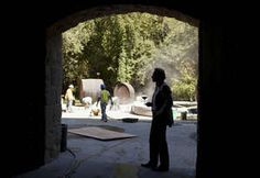 Calif. winery renovates to resume wine-making in historic stone buildings