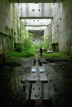 Uncovering The Secrets That Lie Inside Abandoned Ruins Abandoned Buildings, Abandoned Places, Urban Landscape, Landscape Plans, Landscape Photos, Landscape Design, Landscape Architecture, Architecture Jobs, Architecture Symbols