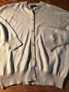 Boss Hugo Boss Men/'s Mix Stitched Olive Green Wool Blend Cardigan Sweater $295