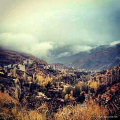 Shemshak Iran//Tehran. Ski