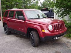 2012 Jeep Patriot Latitude For Sale | 231.723.6528 .