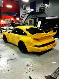 What you think? #carpornracing #rwbmanila #rwb #rauhweltbegriff #porsche #thegeneral