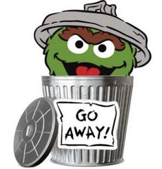 Oscar The Grouch, Yoshi, Fictional Characters, Fantasy Characters