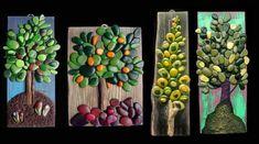 14 idées pour transformer des galets en décorations originales - Des idées