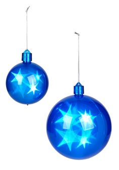 Add cheer to your holiday decor this year with these delightful decorations by Winter Lane! Lights that glow from within make this set brim with charm. Fun pieces, that offer merriment and mood during any celebration, any time of year, these lovely orbs work equally well in your centerpiece or displayed as part of your decor.