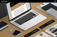 Resume Template by www.ikono.me