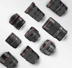 Canon L-Series Lenses   explora