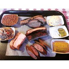 "Daniel Vaughn, Texas Monthly: ""Simply fantastic BBQ from Southern Q in Houston. Get over here, people."" #BBQ #HouBBQ #Houston"
