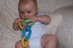 Managing The Mayhem: Homemade Toys - Soft Links