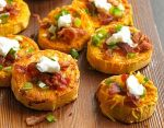 Sweet Potato Rounds #GEinc #GraceElizabeths