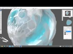 How to paint ICE Tutorial 2 Jesus Conde - YouTube