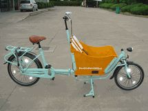 Double Dutch Bikes Ryan Cargo Bicycle