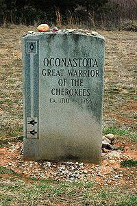 Chota (Cherokee town) - Wikipedia, the free encyclopedia