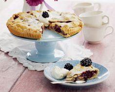 Ugens lækkeri: Brombær-æble-pie - Hendes Verden