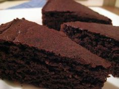Healthy Holiday Meal with Gluten Free Ginger Cake