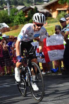 Adam Yates Stage 18 Tour de France 2016