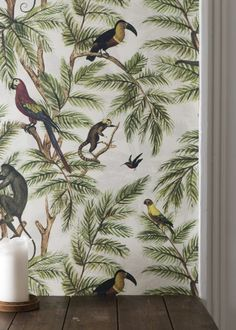Wandtapeten - ein Trend im Innendesign für 2016!
