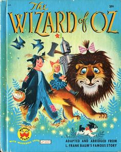 wizard of oz book - Google Search