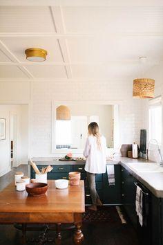 10 of Our Favorite Summery Kitchens | Design*Sponge