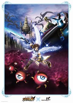 Kid Icarus Uprising This Game Is Really Fun