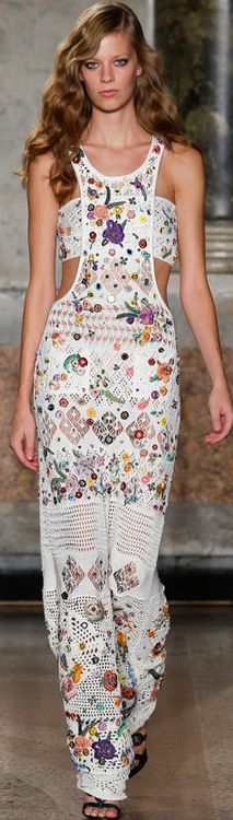 Pucci Spring 2015 #fashion my style #dimitybourke