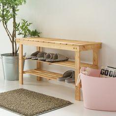 Peachy Life 日系簡約穿鞋椅/休閒椅/鞋櫃(3色可選)