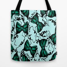 Poison+Ivy+Tote+Bag+by+Mcbee+Threads+-+$22.00.                                       The perfect, girls tote for taking shopping to put your purchases in or even carrying those books to class. Check out my site soon for more designs!