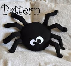 Another Halloween pillow!
