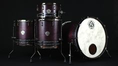 A. custom drums