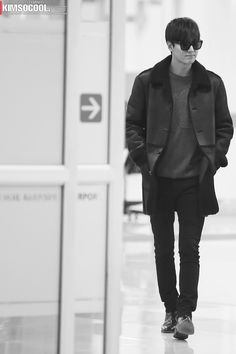 Lee Min Ho - Gimpo airport (141123)