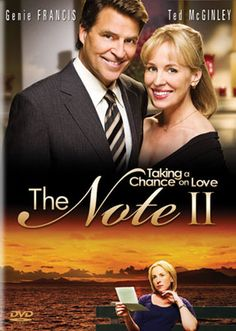 The Note II: Taking a Chance on Love - Sequel to The Note - Genie Francis and Ted McGinley Great Christmas Movies, Hallmark Christmas Movies, Hallmark Movies, Great Movies, Holiday Movies, Good Christian Movies, Christian Films, Christian Videos, All Family