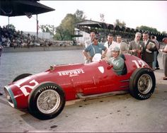 1952 Indy 500