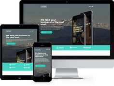 Outline – Fresh Free HTML5 Bootstrap Template