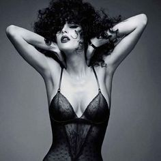 halloween gothic lingerie lace trend