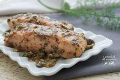 Il Salmone in padella è un secondo di pesce molto appetitoso e velocissimo da preparare.