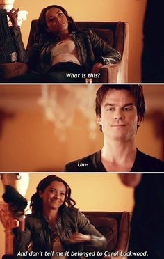 """#TVD 7x13 """"This Woman's Work"""" - Bonnie and Damon"""