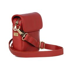 Bolsa Vermelha
