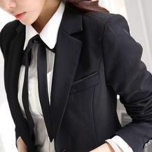 New fashion 2016 autumn spring ladies Suit Blazer Women outerwear Business basic…