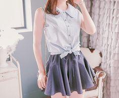 Cute Asian Fashion - Lollimobile.com Cute Asian Fashion, Korean Fashion Trends, Korean Street Fashion, Japanese Fashion, Pretty Outfits, Beautiful Outfits, Cool Outfits, Casual Outfits, Girl Fashion
