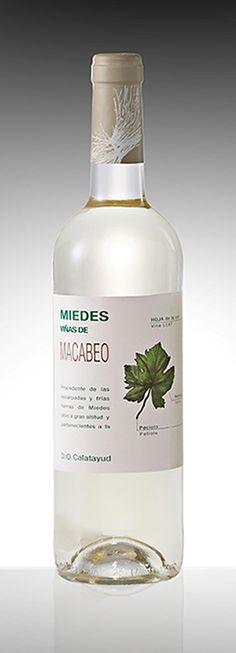 Viñas de Miedes Blanco | Bodegas San Alejandro