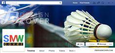Badminton Facebook Cover