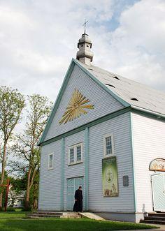 Rumšiškių Šv. arkangelo Mykolo bažnyčia. Silvijos Knezekytės fotografija