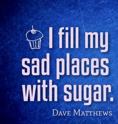 This made me giggle. I'm on keto, so no sugar. But I feel this.