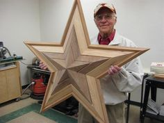 Woodcraft Texas Star