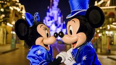 Disney Parks After Dark: Mickey and Minnie Prepare for Disneyland Paris 25th Anniversary Celebration   Disney Parks Blog