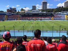 Estadio Mateo Flores, Guatemala
