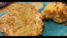 CHICKEN/GREEN CHILES CHICKEN WITH CHEESE RECIPE/CHERYLS HOME COOKING/EPI...