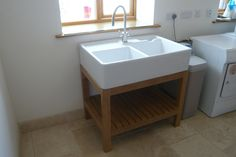 Contemporary excellence applied to a utility room, kitchen or bedroom with Herringport Furniture.                                                                                                                                                                                 More