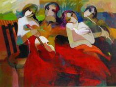 HESSAM ABRISHAMI - Born in the city of Shiraz, Iran in 1951