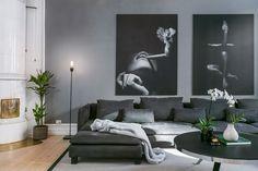 (1) FROGNER - Nydelig og delikat 112 kvm leilighet med balkong og tre peiser - Pusset opp 2017 - Parkeringsplasser i bakgård* - Stukkatur og rosett | FINN.no